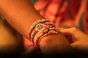 Send Rakhi to Bangladesh